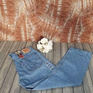 Levi 505 Regular Fit Jeans Mens 38x30
